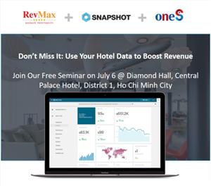 CS-Solution tổ chức cuộc hội thảo cùng với SnapShot và RevMax tại TP Hồ Chí Minh