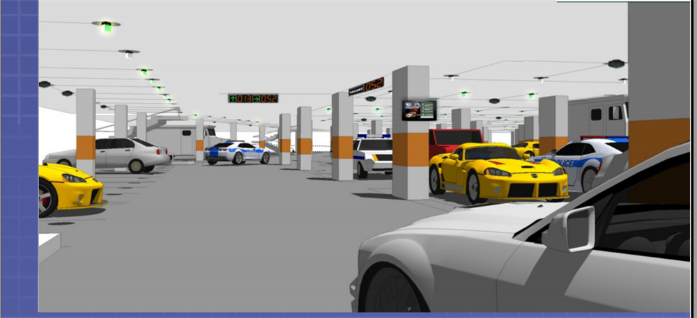 Advantages oneS-Parking of CS-Solution bring to customers